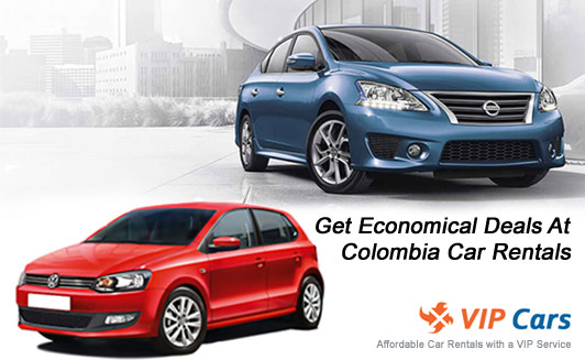 Colombia Cars Rental